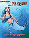 Mythical Mermaid - Dot-to-Dot Book for Adults: Puzzles From 150 to 750 Dots (Fun Dot to Dot for Adults, Band 13)
