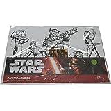 Star Wars Ausmalblock - 30 Poster - 5verschieden Designs