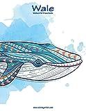 Wale-Malbuch für Erwachsene 1