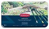 Derwent Artists Buntstifte in Metallbox, 36 Stück