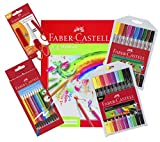 Faber-Castell 151110 - Doppelfasermaler