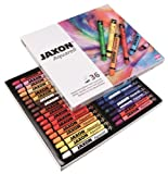 Jaxon 49436 Aquarell Wachspastelle, 36er Set