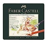 Faber-Castell 116912 Aquarellstift, Albrecht Dürer Magnus, 12er Etui
