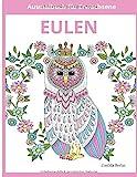 EULEN - Ausmalbuch für Erwachsene
