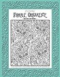PICTURA: Florale Ornamente: nach William Morris. 12 kunstvoller Ausmalposter zum Sammeln.