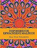 Inspirierende Erwachsene Malbuch: Betonen Sie Entspannung Mit Mandalas Und Henna Inspirierende Paisley Muster