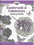 Relax Art: Zauberwald & Fabelwesen: Ausmalen & entspannen