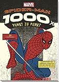 Spider-Man - 1000x Punkt zu Punkt