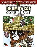 Malen und Entspannen: Grumpy Cat gegen die Welt