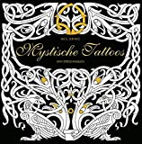 Mystische Tattoos: Anti-Stress Malbuch