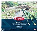 Derwent Artists Buntstifte in Metallbox, 24 Stück