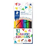 Staedtler Ergosoft Coloured Pencil, Assorted