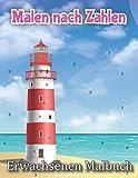 Malen Nach Zahlen Erwachsene Malbuch: Groß Malbuch für Erwachsene färben durch Zahlen mit erstaunlichen Entwürfen von Tiere, Natur, Vögeln, Blumen und ... Spaß und Anti-Stress Malbüch nach Zahlen.