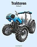 Traktoren-Malbuch 1