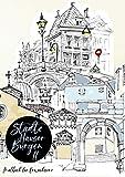 Städte Häuser Burgen II Malbuch für Erwachsene: Städte Malbuch Erwachsene   Malbücher für Erwachsene   Skizzen der Welt Malbuch Häuser   Malbuch Landschaften     A4   105 S.