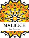 Malbuch: Entspannungsmuster (Der Erwachsene Mandala-Malbuch, Band 3)