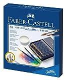 Faber-Castell 114238 - Aquastift Art Grip Atelierbox 38er
