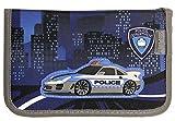 Unbekannt 3D Polizei Federtasche gefüllt Federmäppchen Stifte Etui Federmappe Polizeiauto Police