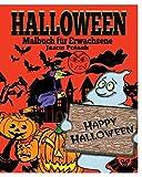 Halloween Malbuch fur Erwachsene