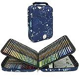 120 Aquarell Buntstifte Set, hochwertige Künstlerstifte mit lebendigen Farben und schönen Mischeffekten mit Wasser, Ideales Aquarellstifte für Künstler, Erwachsene und Kinder
