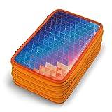 NICI 40954.0 3-Fach Federmäppchen gefüllt