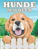 Hunde Malbuch: Hund-Aktivitätsbuch für Erwachsene, Kinder, Mädchen und Jungen zur Entspannung,Hunde und Welpen: Niedliche Hunde, alberne Hunde, kleine Welpen, flauschige Freunde und viele mehr.