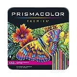 Sanford Holz Prismacolor Premier Buntstifte, 132Farben