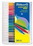 Pelikan Fasermaler Colorella Star, 1 Set, 24-farbig