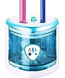 Elektrischer Anspitzer, Spitzer Elektrisch Kleines Elektrisches Zubehör Für Kinder Schule Klassenraum, Bleistiftspitzer Von ARPDJK