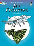 Jet Fighters Coloring Book (Dover History Coloring Book)