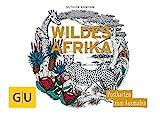Wildes Afrika: Postkartenbuch zum Ausmalen (GU Kreativ Non Book Spezial)