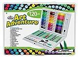 Royal & Langnickel AVS 531 - Art Adventure, 120-teiliges Set