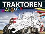 Traktoren-Malbuch