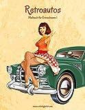 Retroautos-Malbuch für Erwachsene 1