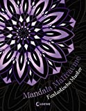 Mandala-Malträume: Fantastische Muster: Mandala-Malbuch zum Entspannen für Jung und Alt