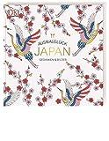 Ausmalglück Japan: Gedanken & Bilder