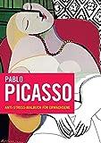 Pablo Picasso (Anti-Stress-Malbuch)