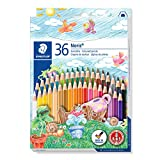 Staedtler 144 ND36 - Buntstifte Noris Club, 36 Farbstifte