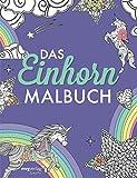 Das Einhorn-Malbuch