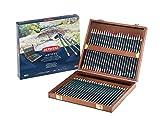 Derwent Artist Bleistifte in Holzbox, 48-teilig