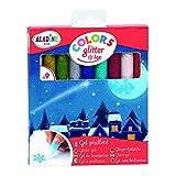 Aladine 42036 - 9 Glitter-Glue Stifte Ice