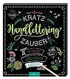 Kratzzauber Handlettering: Mit Vorlagen, Gestaltungsideen & Kratzstift (Malprodukte für Erwachsene)