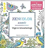 Zencolor moments Vögel & Schmetterlinge