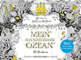 Phantastischer Ozean - Postkartenbuch (Malbuch für Erwachsene)
