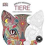 Kreativ meditativ Tiere: Strich für Strich entspannen