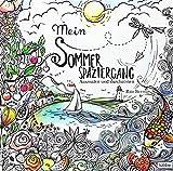 Mein Sommerspaziergang: Ausmalen und durchatmen (Die Welt wird bunt, Band 2)