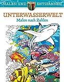 Malen und entspannen: Unterwasserwelt