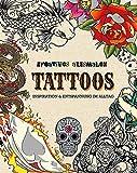 Kreatives ausmalen - Tattoos: Inspiration & Entspannung im Alltag