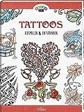 Relax Art: Tattoos: Ausmalen & entspannen