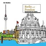 MAL REGIONAL - Berlin und Potsdam: Lieblingsstadt zum Ausmalen (MALRegional im GMEINER-Verlag)